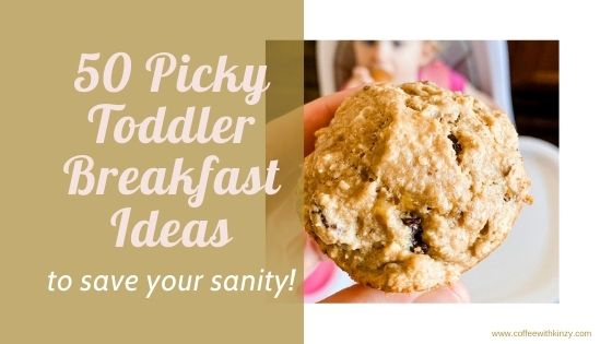 breakfast ideas for picky toddlers