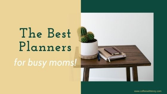 The best planners for moms feature image