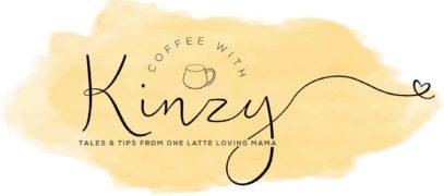 Coffee With Kinzy Logo