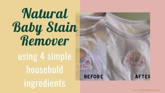 Natural Baby Stain Remover
