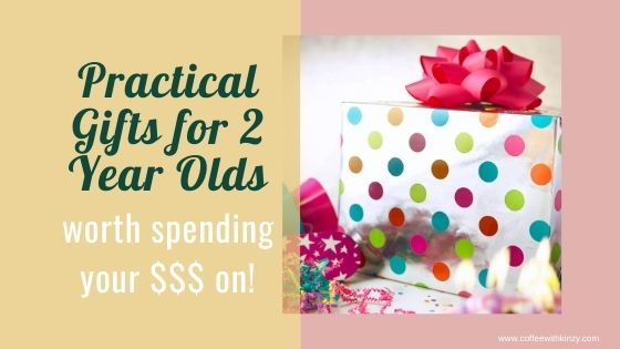 Practical Gifts for 2 Year Olds