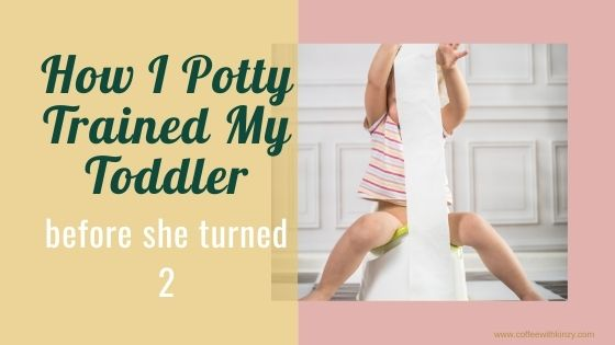 How to Potty Train Before 2