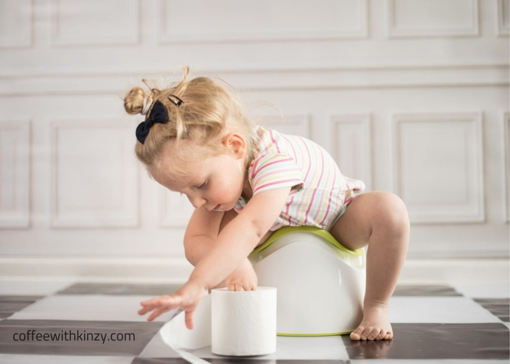 Tackling potty training before 2